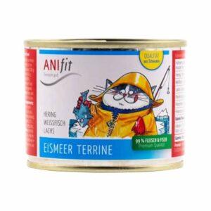 Anifit Katzenfutter - EISMEER TERRINE