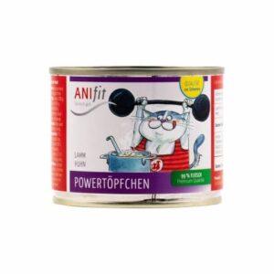 Anifit Katzenfutter - POWERTÖPFCHEN